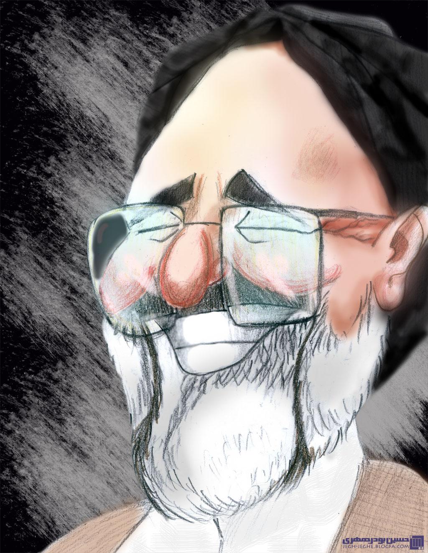 سید محمد خاتمی - خاتمی- سید خندان - اصلاح طلب - اصلاحات - اصلاح طلبان -الکی خوش