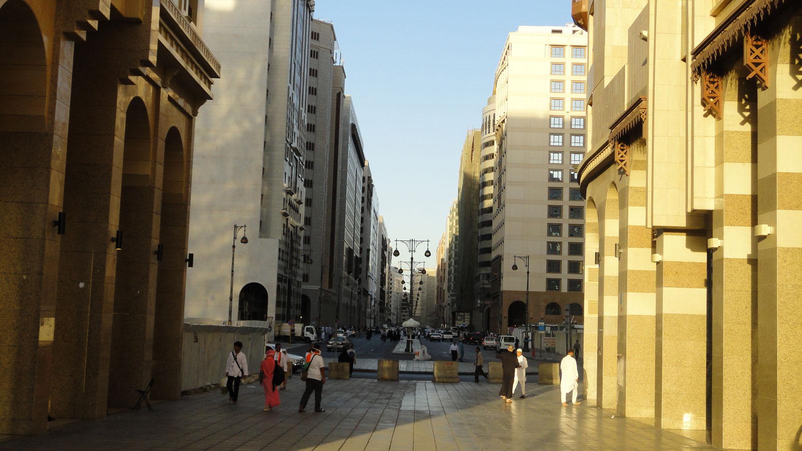 هتل های اصراف مسجدالنبی